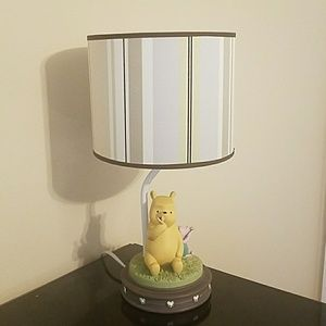 Disney other classic winnie the pooh lamp and shade poshmark disney other classic winnie the pooh lamp and shade aloadofball Images